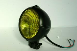 ビンテージヘッドライト BK