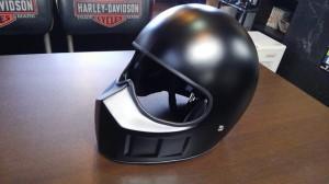 ブラックボーンヘルメット MBK